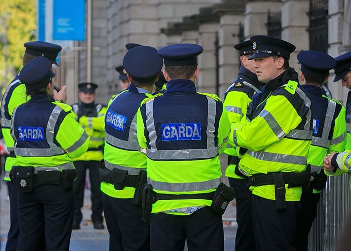 Garda Compensation Claims