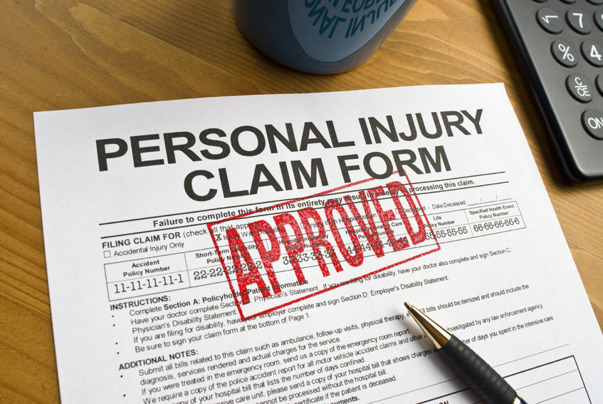 Personal Injury Solicitors