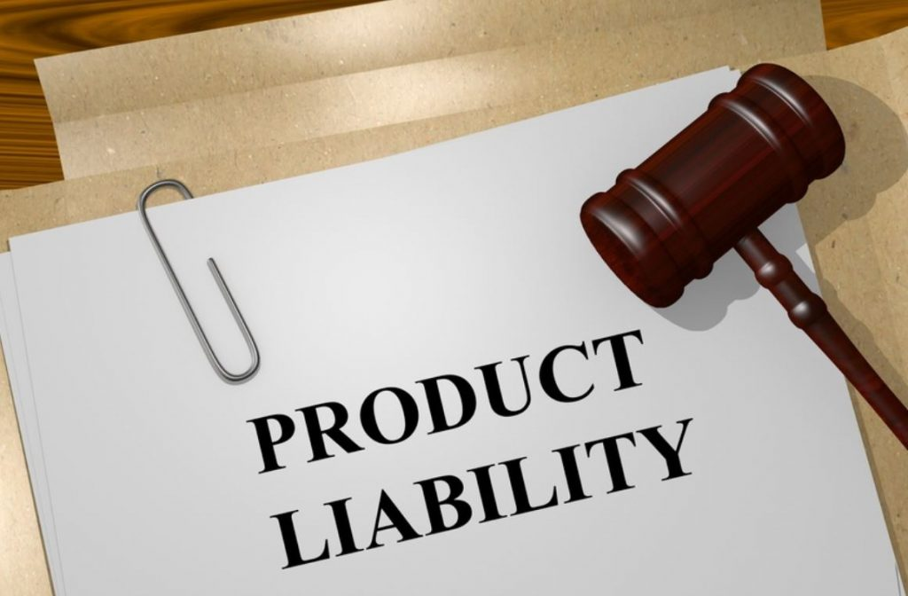 Product Liability Second banner