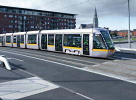 Luas Accident Claims Dublin